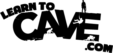 Learn to cave logo